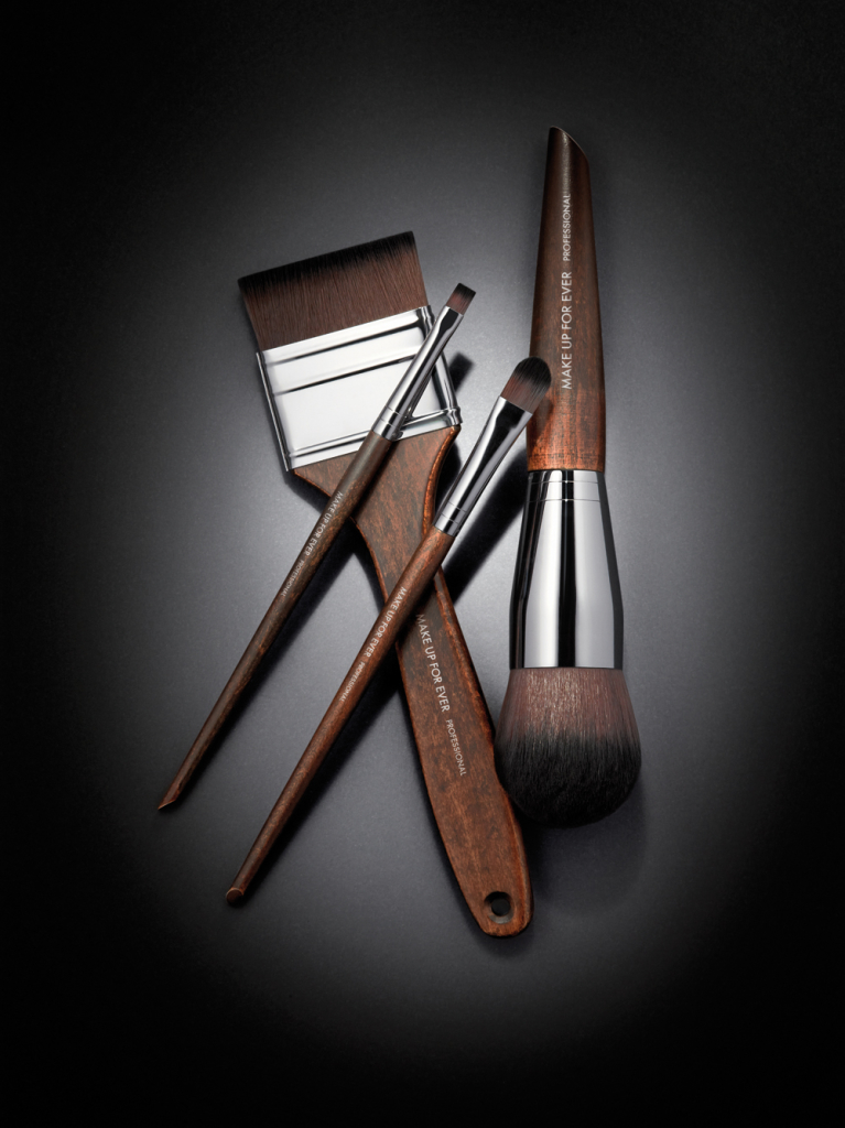 Make Up For Ever - Artisan Brush Line. Available in Sephora. September 2013.