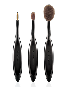 MAC Masterclass makeup brushes