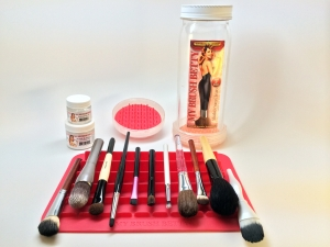 101a. Power Kit With Brushes - My Brush Betty's Makeup Brushes Blog