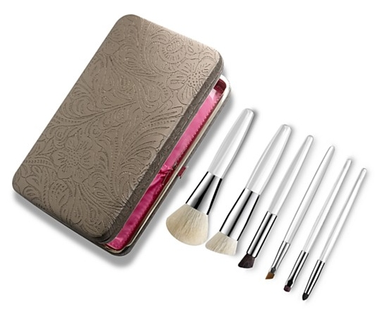 Trish McEvoy Power of Brushes Set, Radiance Collection. $148. Shop