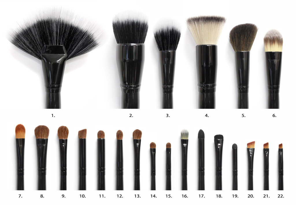 Best of the Best - Makeup Brush Sets