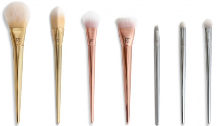 Real Techniques Bold Metals Collection is much more expensive than the brand's other brushes.