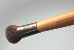 Pretty old brush. And still in great shape. Good fit and finish for the price.