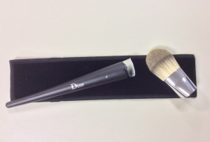 My Dior brush purchase No. 1.