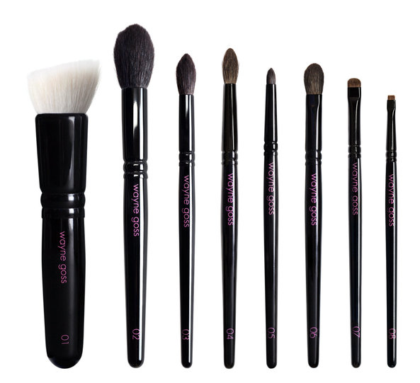 Wayne Goss Second Anniversary Brush Set. $225.