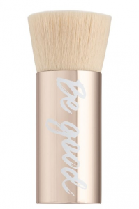 "Beautiful Finish brush from BareMinerals, $34. Limited Edition ""Be Good"" handle style for the 2016 holiday season. - My Brush Betty. #welovemakeupbrushes"
