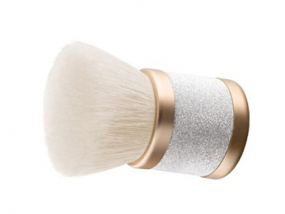 Mariah Carey MAC Brush 183 Side View - My Brush Betty