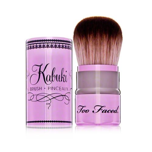 DermStore Too Faced Retractable Kabuki Brush