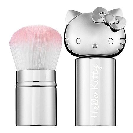 Hello Kitty Retractable Kabuki Brush. $13