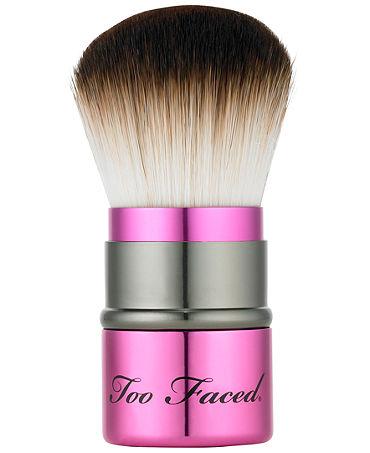Macys Too Faced Retractable Kabuki Brush