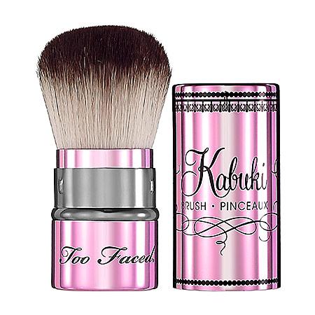 Sephora Too Faced Retractable Kabuki Brush